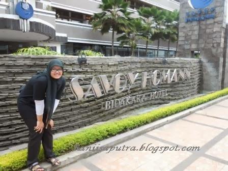 Hotel Savoy Homan Bandung