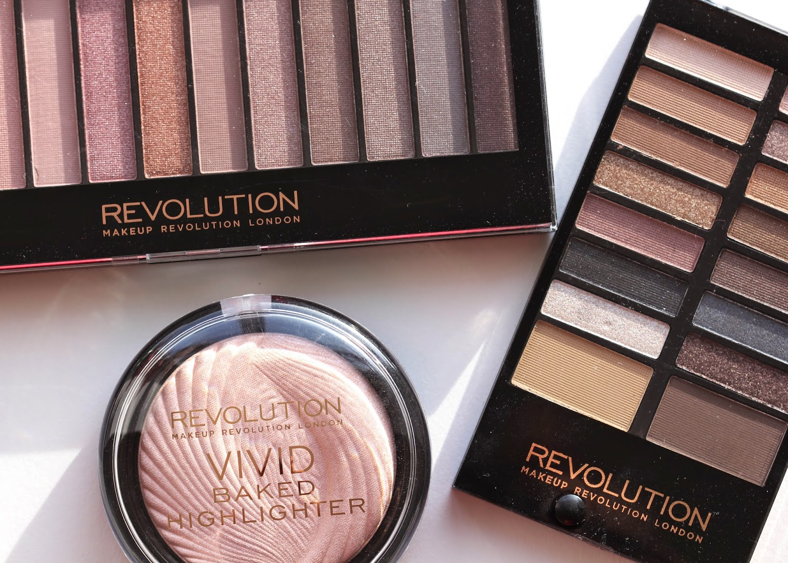 Makeup Revolution Review