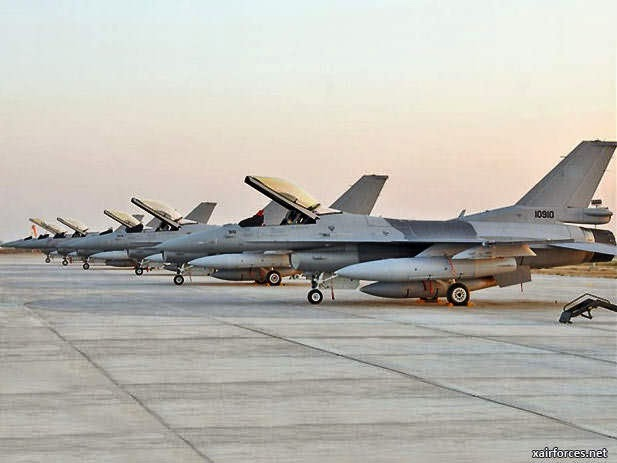 Menyambut F-16C/D Fighting Falcon Block 52ID TNI AU