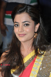 Nisha Agarwal Pictures in Saree at DK Bose Audio Release Function  0011.jpg