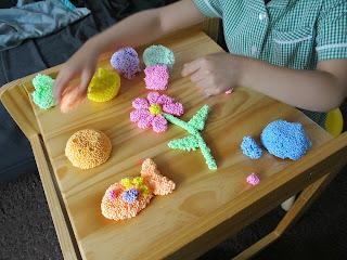 PlayFoam, Mess Free Playdough, Educational toys