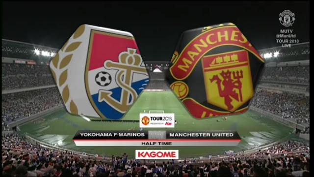 Yokohama F. Marinos vs Manchester United