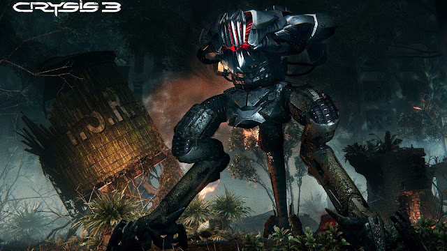 Crysis 3 Game Machine
