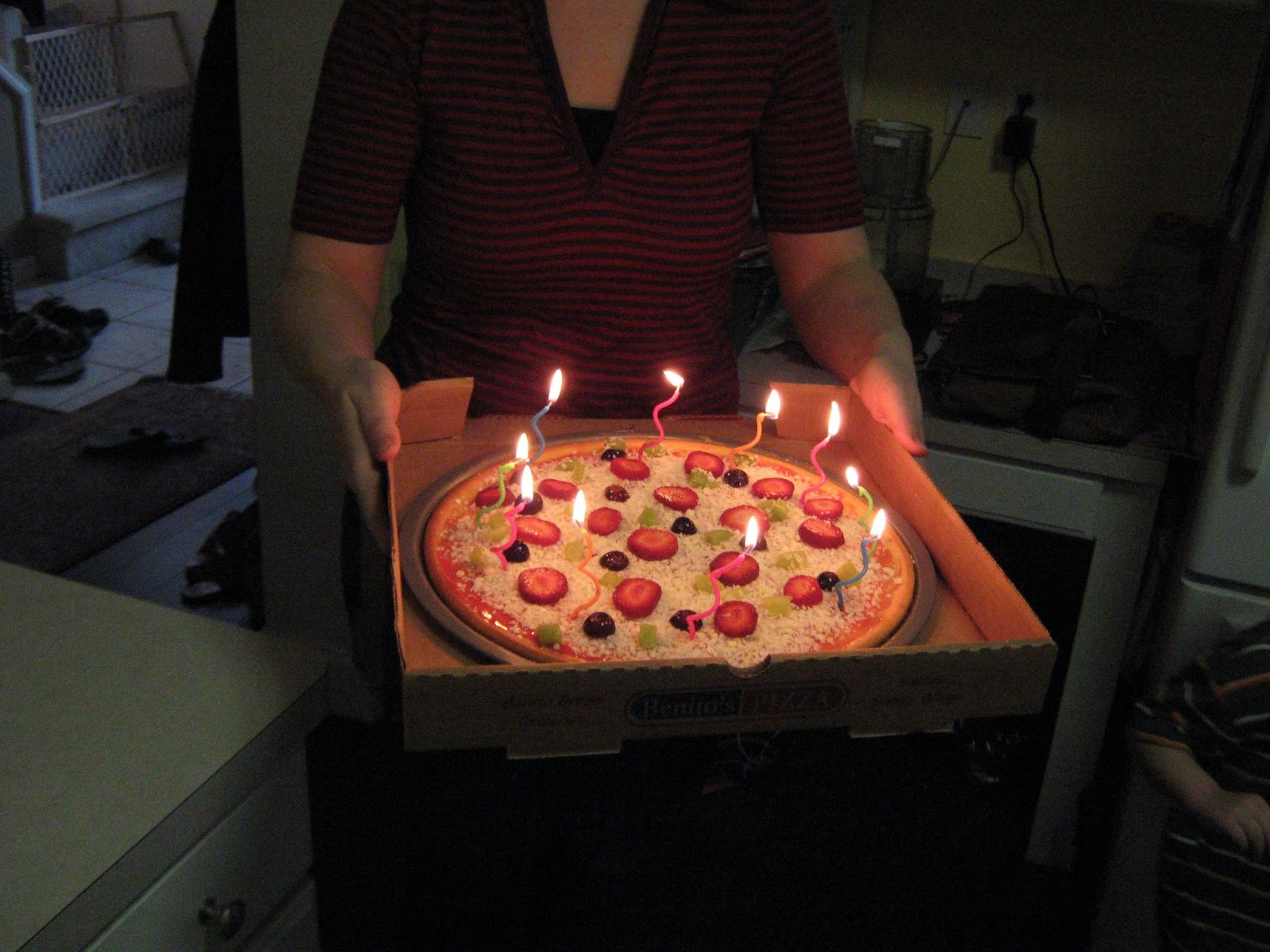 Birthday Cake Photo Galleries : Deb s Birthday Cake Ideas for Kids Photo Gallery: Pizza ...
