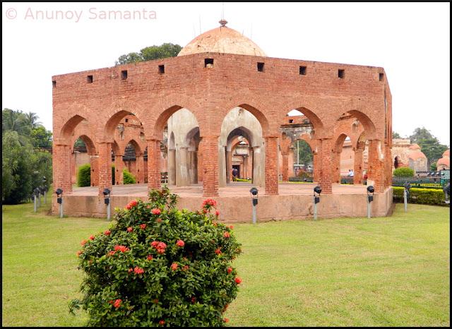 Terracotta temples of Kalna - Pratapeswar Temple