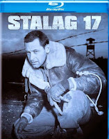 Stalag 17 Bluray Cover