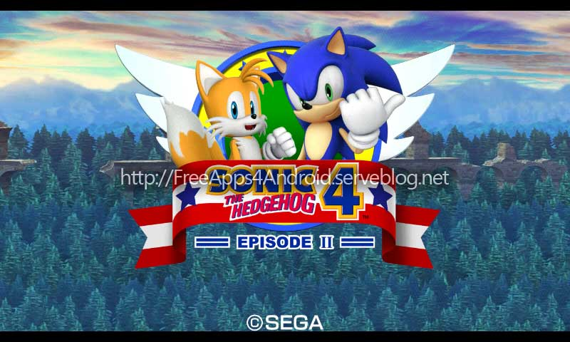 Sonic 4 Android