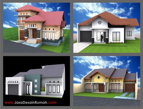 Image proyek jasa desain rumah 2007 kecil sedang jpg download Computer house plans software