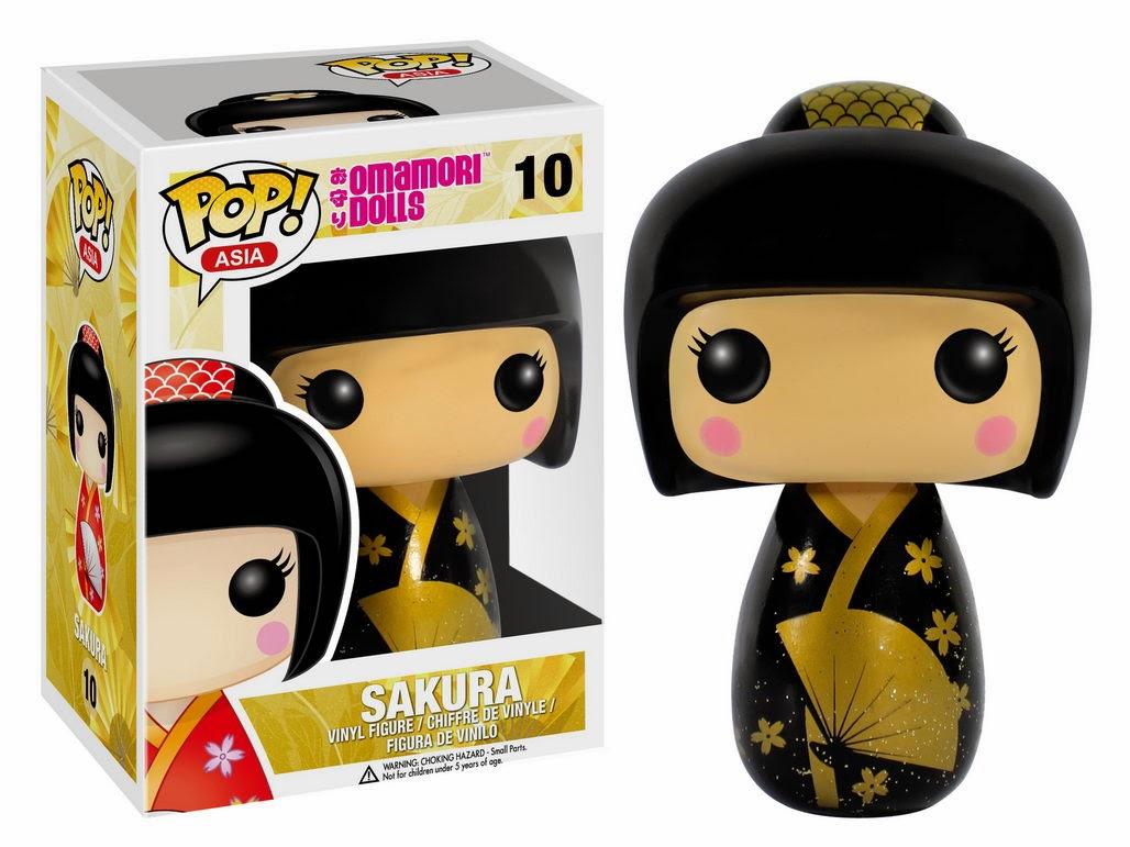 Funko Pop! Asia OMADORI DOLL SAKURA SDCC