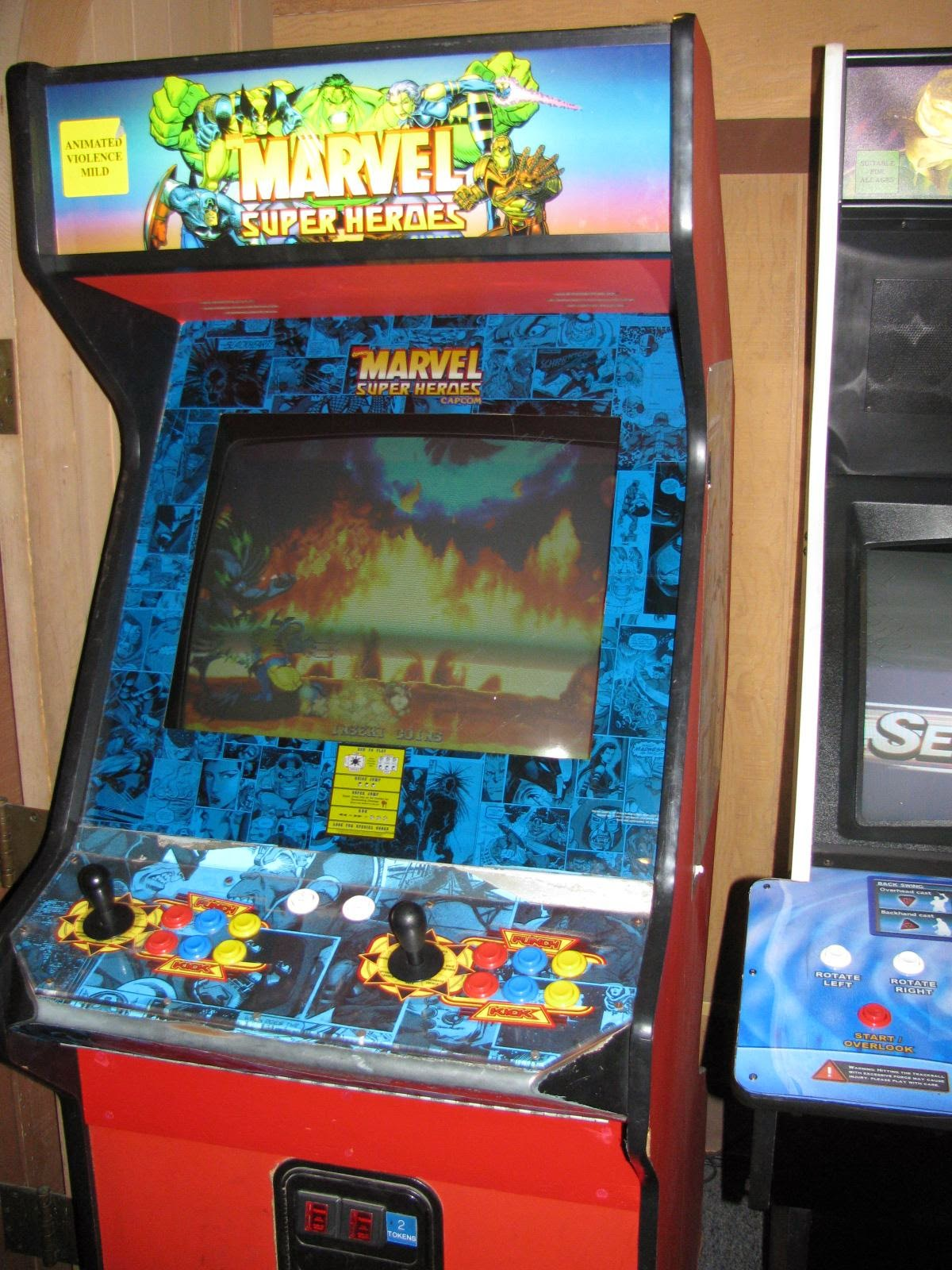 Marvel Super Heroes 60 Superhéroes: Videojuegos Retro (Para Jugadores De Antaño): Los