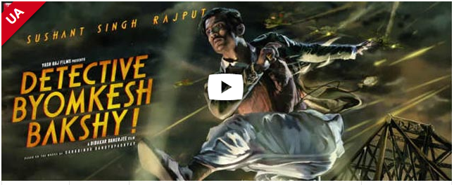 Detective Byomkesh Bakshy (2015) Full Hindi Movie Download free in HD mp4 3gp hq avi 720P