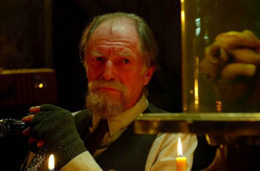 Extant VS The Strain David Bradley Tropa Friki