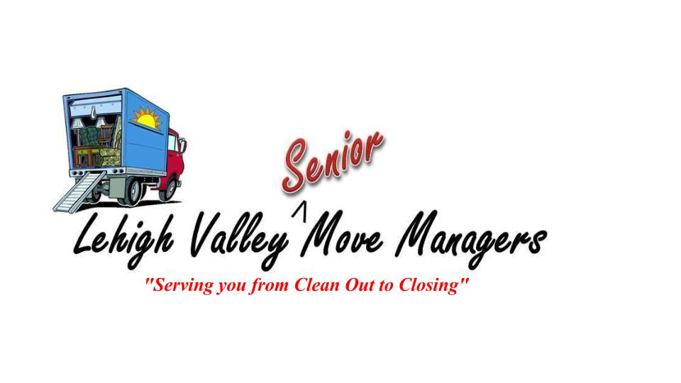 Lehigh Valley (Senior) Move Managers