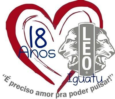 18 Anos LEO Clube de Iguatu