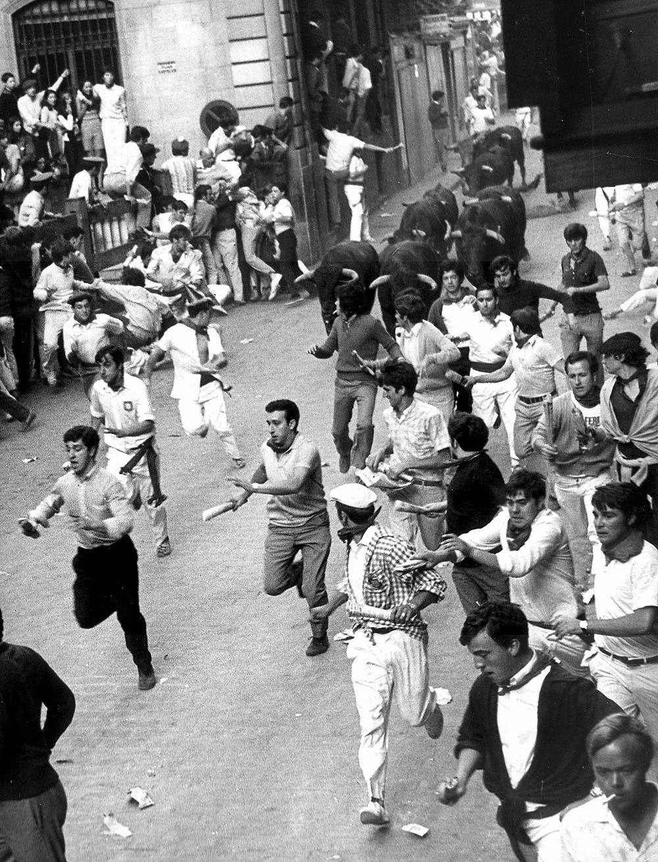 San Fermines 1970