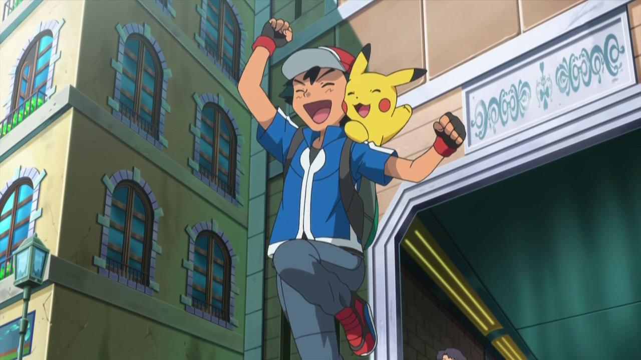 Pokemon X & Y Episode 1 'Kalos, Where Dreams and Adventures Begin!' Review