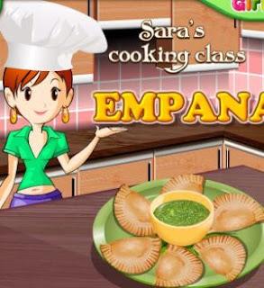 Cocina deliciosas empanadas