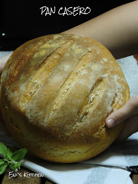 Pan casero - como prepararlo