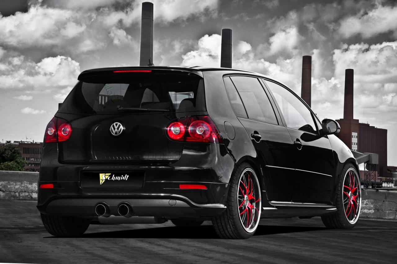 Schmidt Revolution Volkswagen Golf GTI ~ Car Tuning Styling