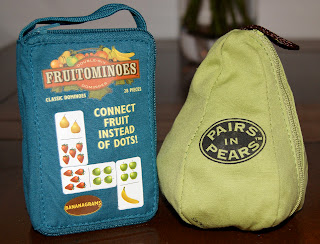 Fruitomineos and PAIRSinPEARS