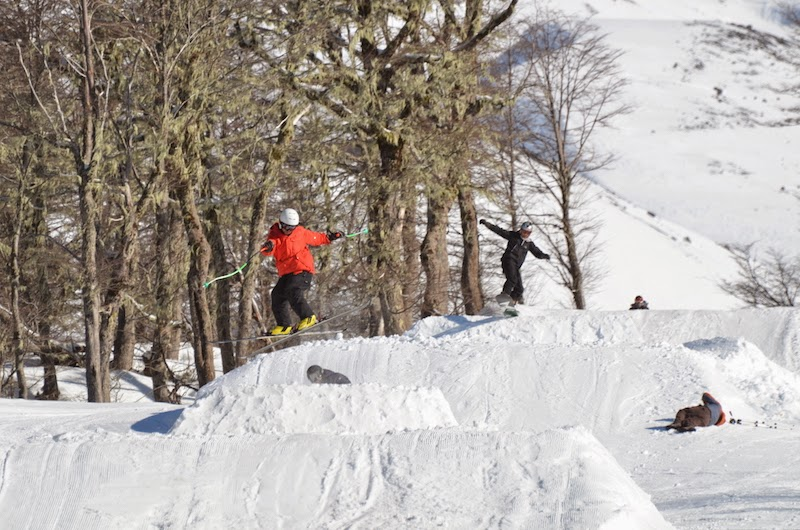 Atividades na neve