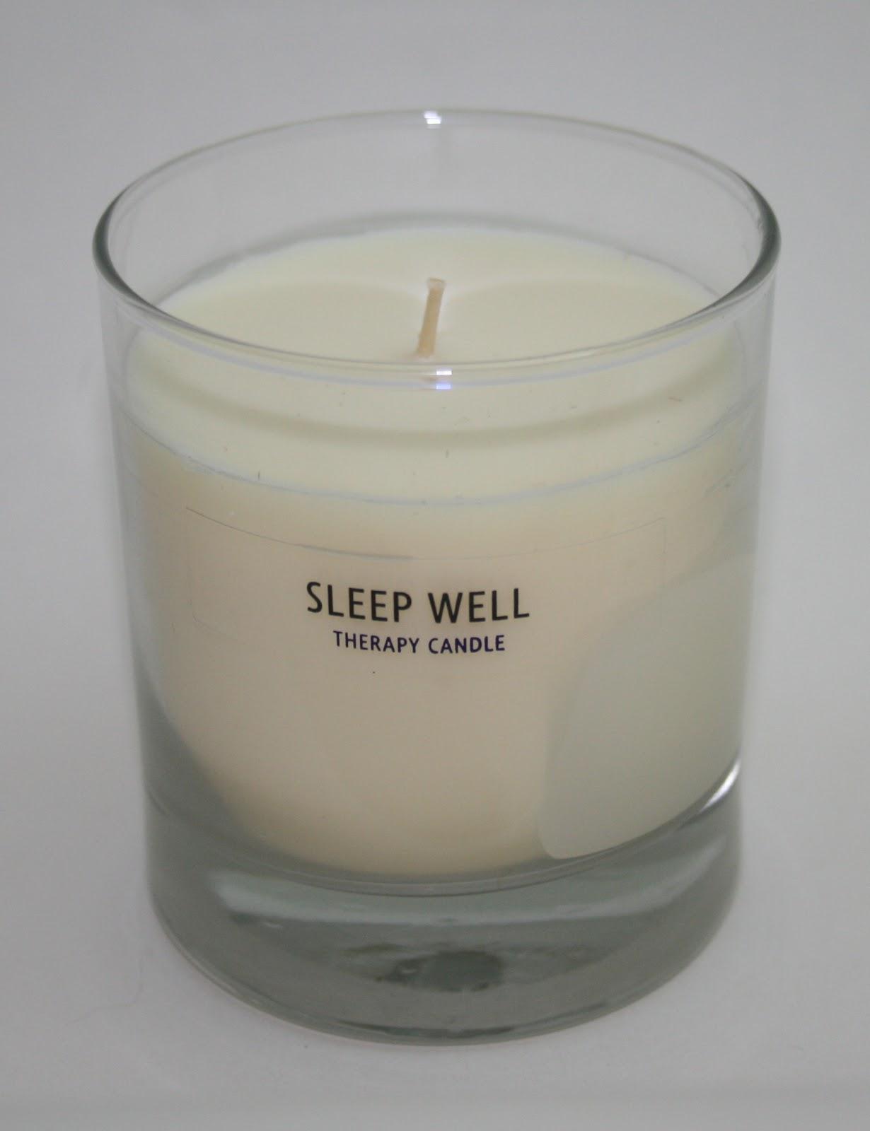 Sleep Well Aromatherapy Candle