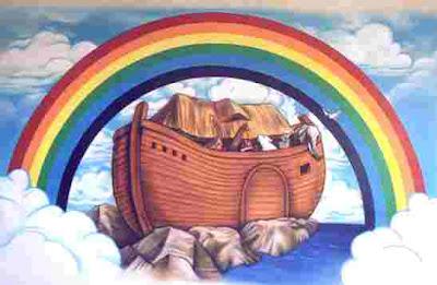 Nuh: Kasih Karunia di Mata Tuhan