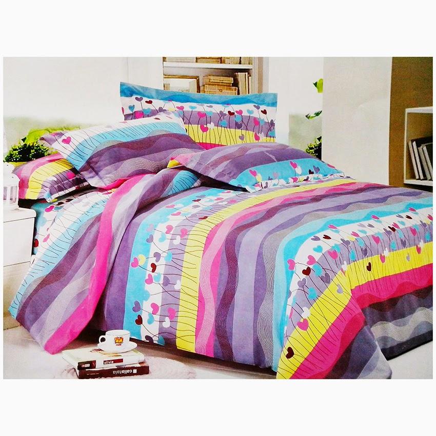 www.lazada.com- Belarose  Bed Cover Seprei