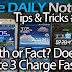Galaxy Note 3 Tips & Tricks Episode 14: Myth or Fact?  Does the Galaxy Note 3 Charge Faster?