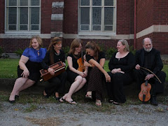 The Goliards (our Early Music Ensemble)