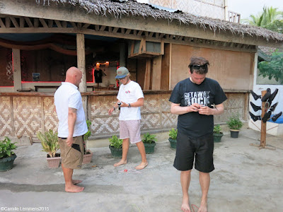PADI Specialty Instructor training in Moalboal, Philippines