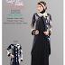 Trend Baju Muslim Long Dress Modern Untuk Ke Pesta 2016