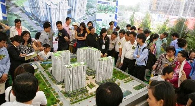 Chuyển động cùng thị trường chung cư địa ốc tại Hà Nội