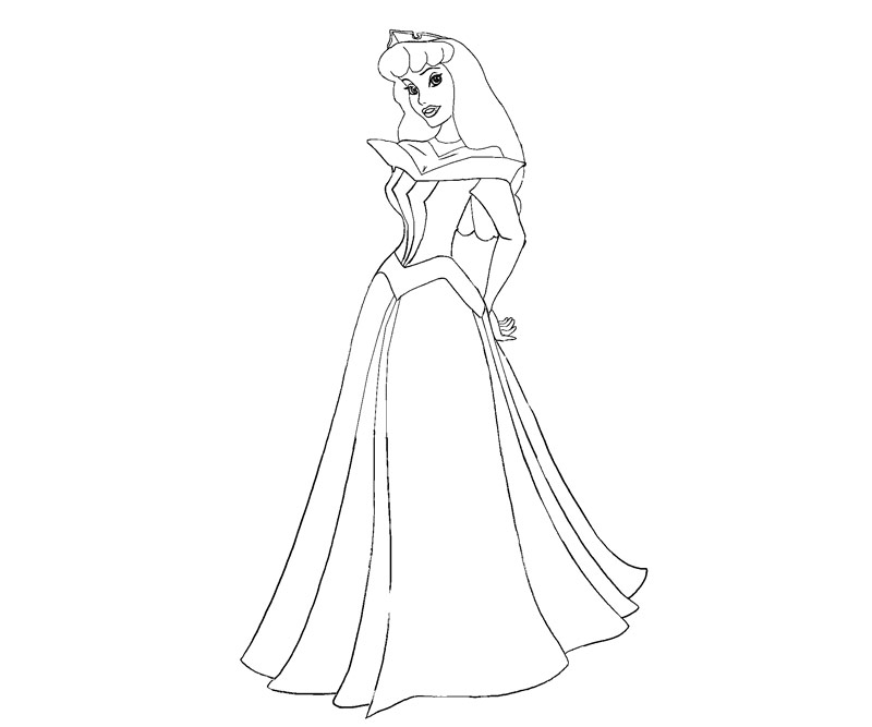 aurora coloring page - aurora coloring pages to print free coloring pages