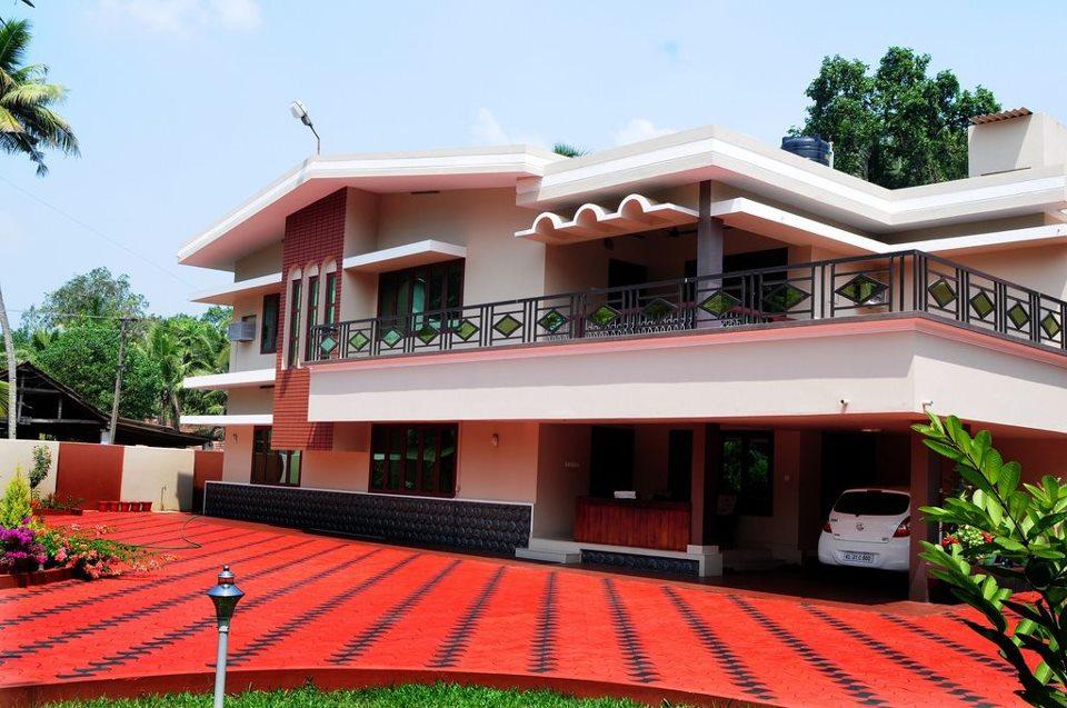 India, Kerala and International Villa Pictures: Kerala Style villa ...