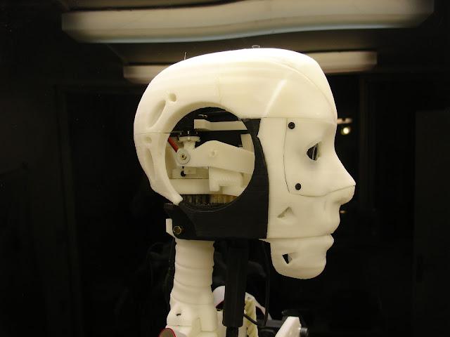 InMoov Humanoid Robot