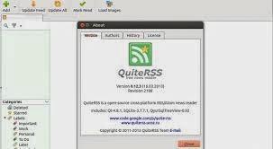 QuiteRSS برنامج متابعة جميع اخبار المواقع من مكان واحد