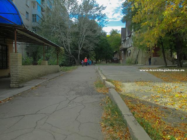 Остановка Хлебзавод Славянск