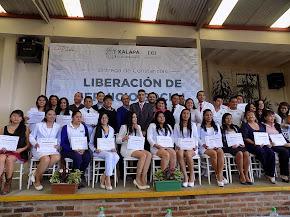 Promueve DIF Xalapa servicio social entre jóvenes: Toss Capistrán