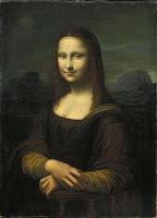 Неизвестный художник Мона Лиза (копия)
