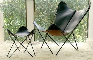 Espacio style butterfly la silla m s copiada del siglo xx - Silla butterfly ...