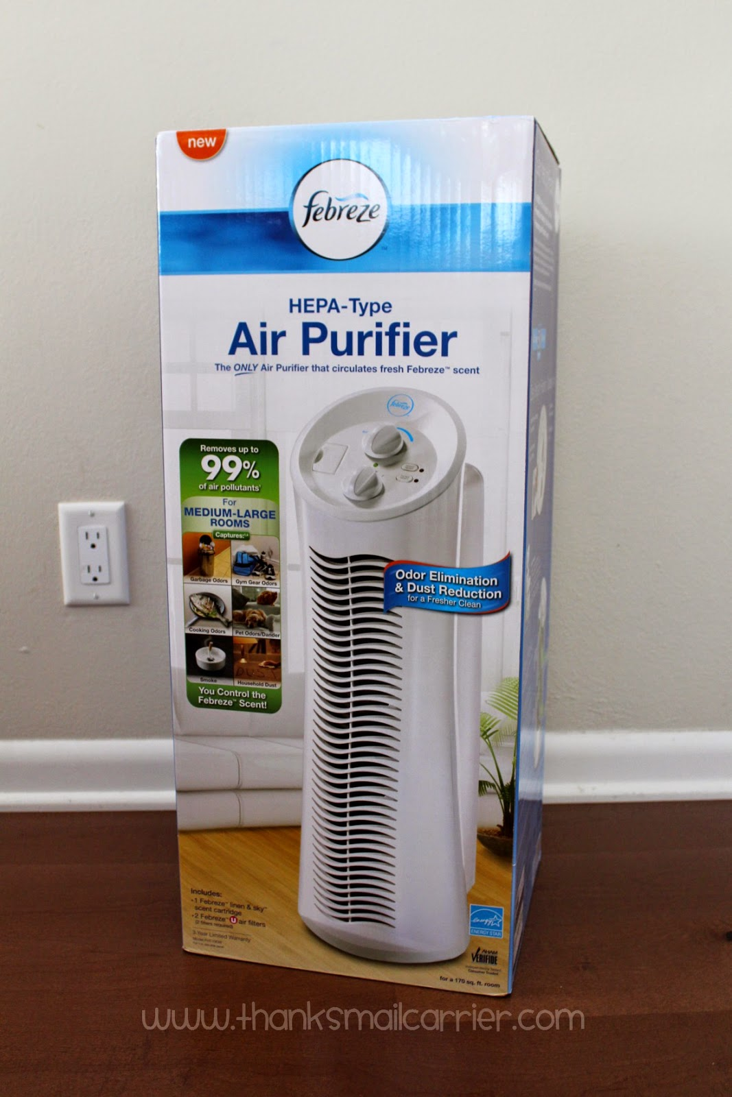 Febreze HEPA-type Air Purifier
