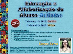 Curso Educação e Alfabetização de Alunos Autistas Curitiba