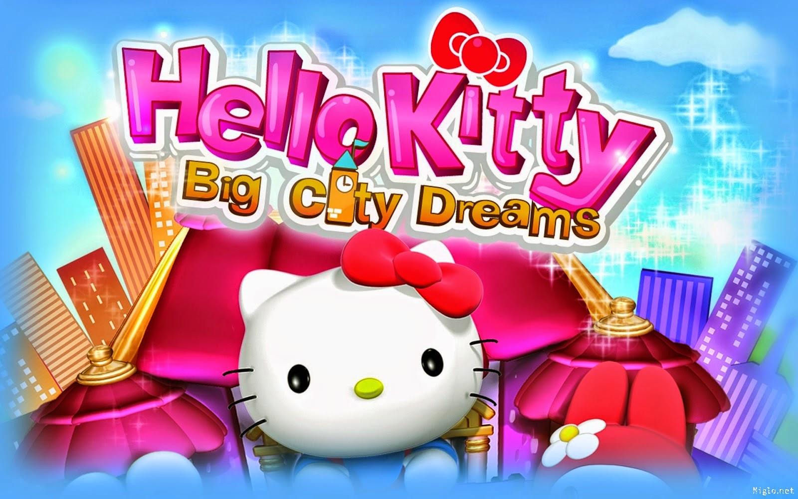 hình nền hello kitty đáng yêu