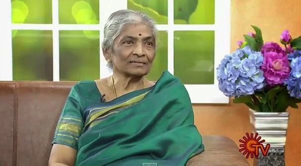 Virundhinar Pakkam – Sun TV Show 13-03-2014 Ramani Chandran | Writer