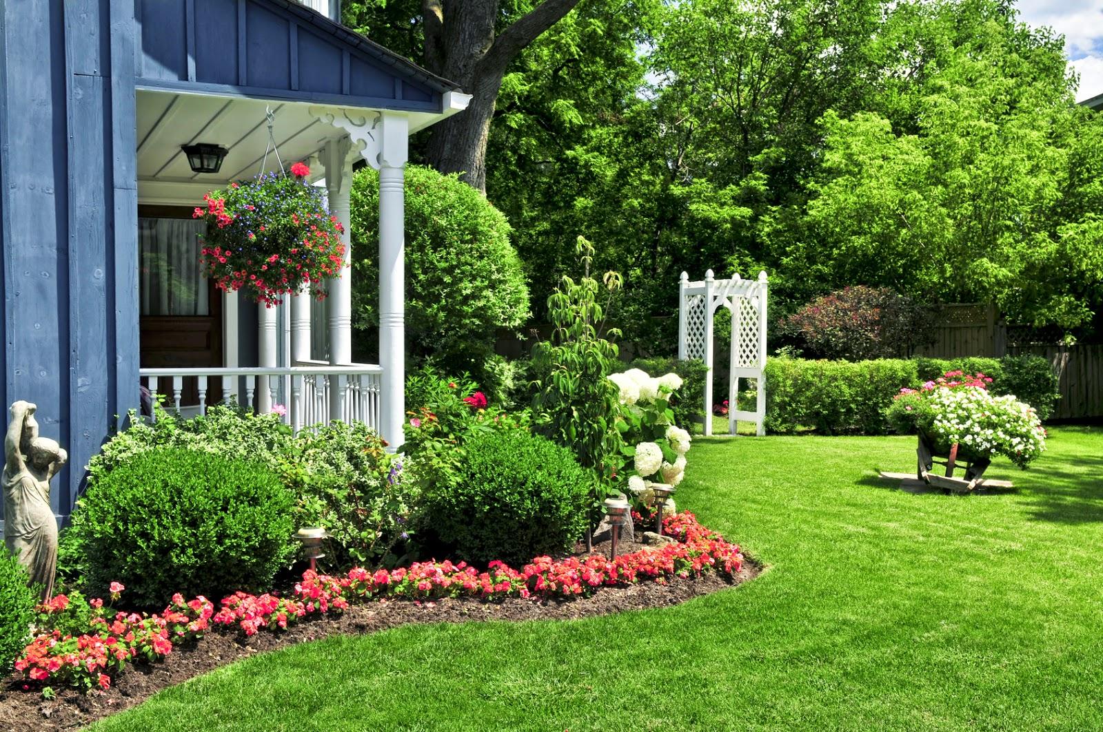 Ranch House Exterior Design Ideas