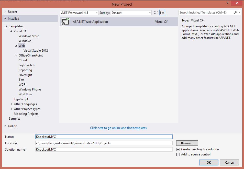 Get Started with ASP.NET Web API 2 (C#)