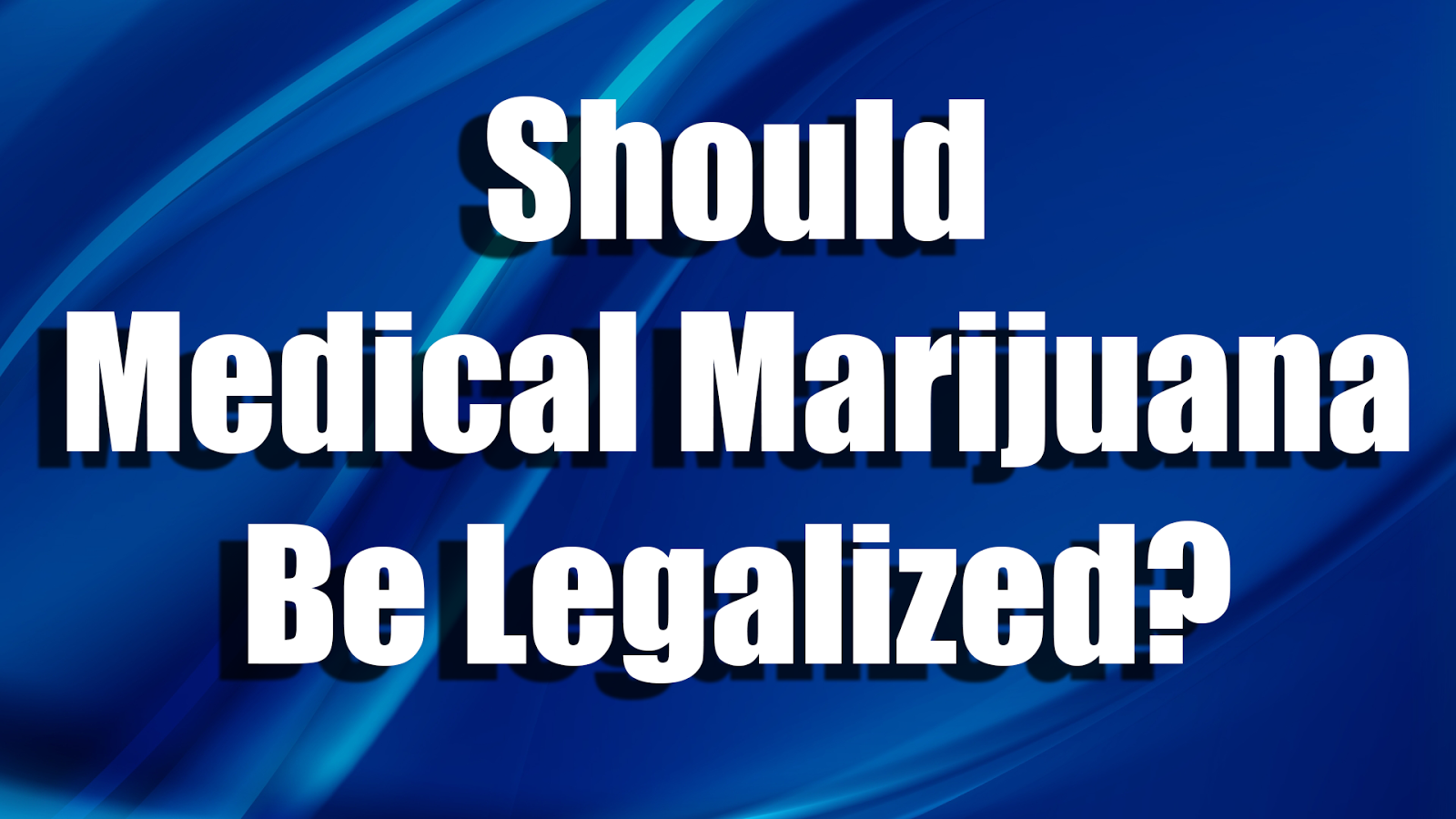 should marijuana be legalized or not Should marijuana be legalized why is marijuana illegal - under the controlled substances act of 1970, marijuana is classified as a schedule i drug on the basis that is has a high potential for abuse.