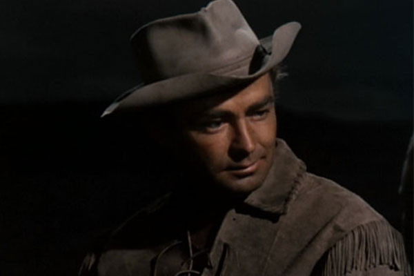 Alan Ladd in Shane