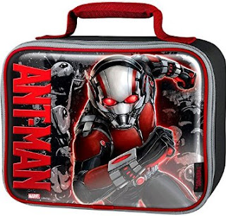 Fun Gift Ideas for the Ant-Man Fanatic: Marvel Ant-Man Lunch Bag